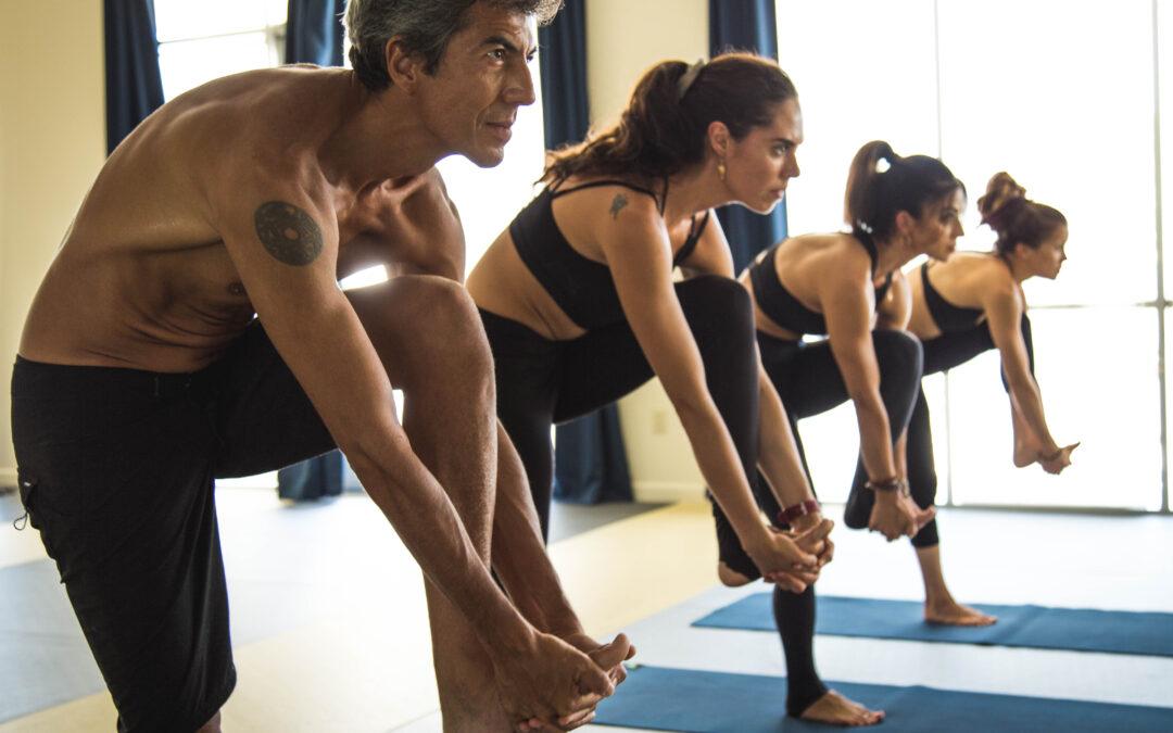 Five Benefits of Hot Yoga